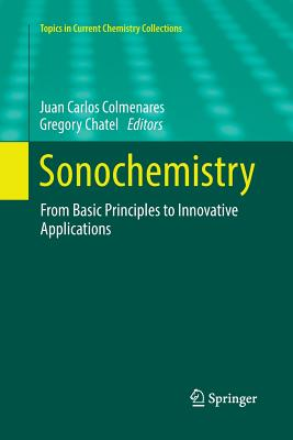 Sonochemistry: From Basic Principles to Innovative Applications-cover