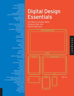 Digital Design Essentials: 100 Ways to Design Better Desktop, Web, and Mobile Interfaces-cover
