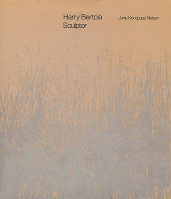 Harry Bertoia, Sculptor-cover