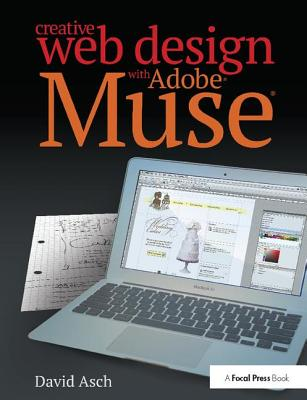 Creative Web Design with Adobe Muse-cover