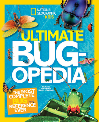 Ultimate Bugopedia: The Most Complete Bug Reference Ever-cover