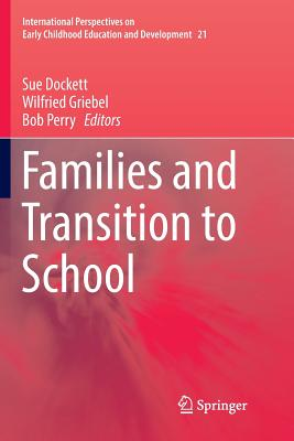 Families and Transition to School-cover