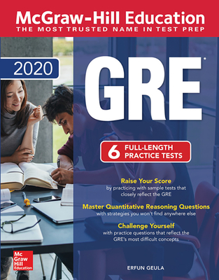 McGraw-Hill Education GRE 2020-cover