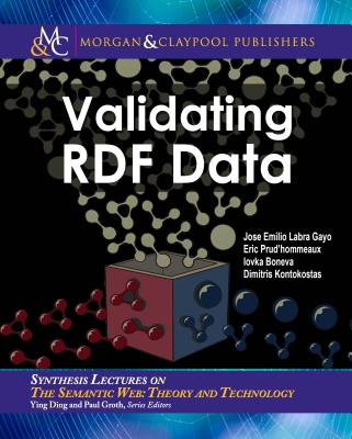 Validating Rdf Data-cover