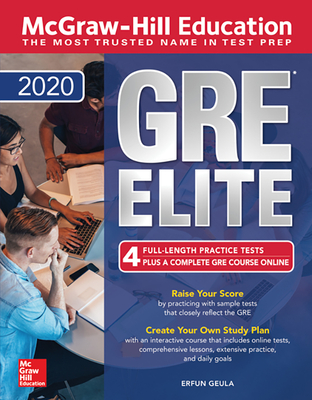 McGraw-Hill Education GRE Elite 2020-cover