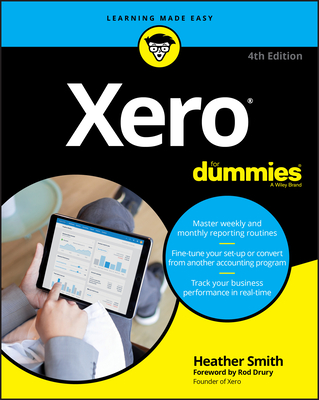 Xero for Dummies-cover