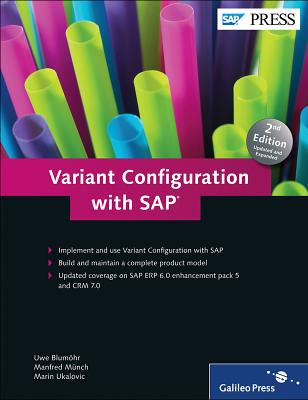 Variant Configuration with SAP-cover