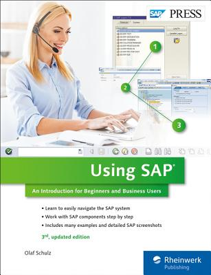 Using SAP: An Introduction for Beginners and Business Users-cover