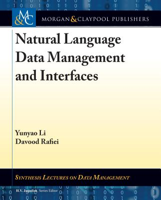 Natural Language Data Management and Interfaces-cover