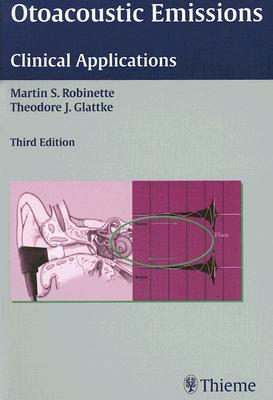 Otoacoustic Emissions: Clinical Applications [With CDROM]-cover