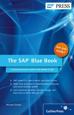 The SAP Blue Book: A Concise Business Guide to the World of SAP-cover