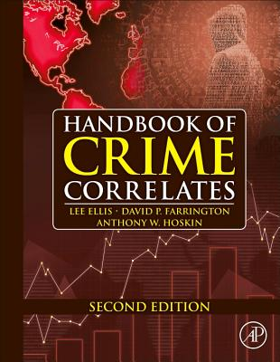 Handbook of Crime Correlates-cover