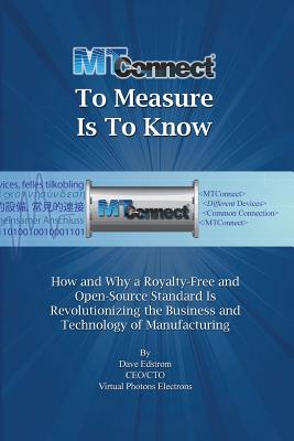 MTConnect To Measure Is To Know-cover