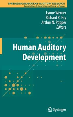 Human Auditory Development-cover