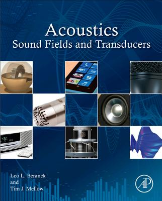 Acoustics: Sound Fields and Transducers (English) 1st 版本-cover