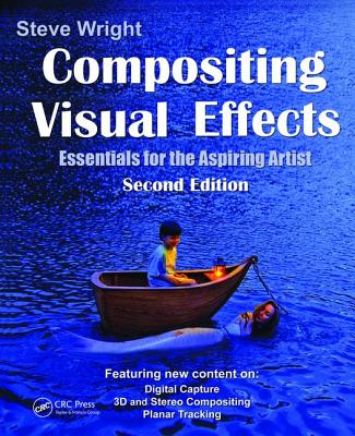 Compositing Visual Effects: Essentials for the Aspiring Artist-cover