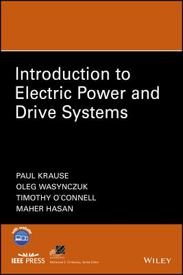 Introduction to Electric Power and Drive Systems-cover