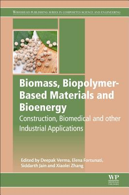 Biomass, Biopolymer-Based Materials, and Bioenergy: Construction, Biomedical, and Other Industrial Applications-cover