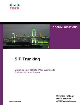 Sip Trunking (Paperback)-cover