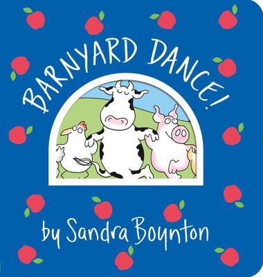 Barnyard Dance!-cover