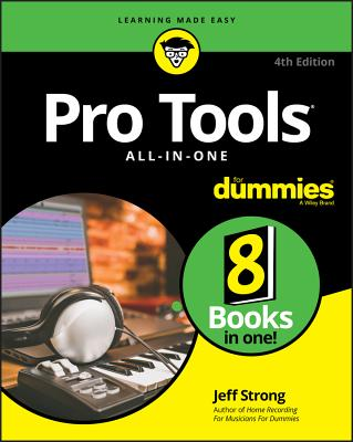 Pro Tools All-In-One for Dummies-cover