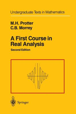 A First Course in Real Analysis-cover