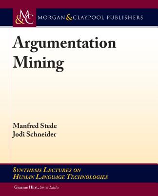 Argumentation Mining-cover