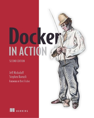 Docker in Action, 2/e-cover