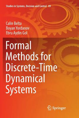 Formal Methods for Discrete-Time Dynamical Systems-cover