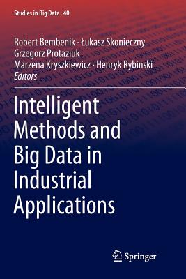 Intelligent Methods and Big Data in Industrial Applications-cover