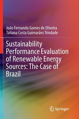 Sustainability Performance Evaluation of Renewable Energy Sources: The Case of Brazil-cover