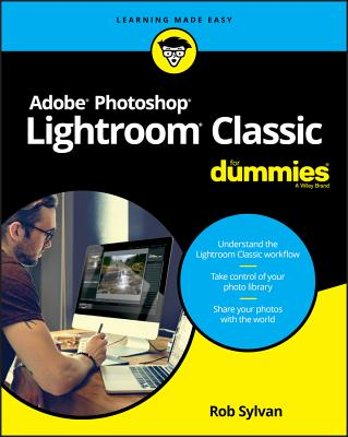 Adobe Photoshop Lightroom Classic for Dummies-cover