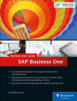 SAP Business One: Business User Guide-cover