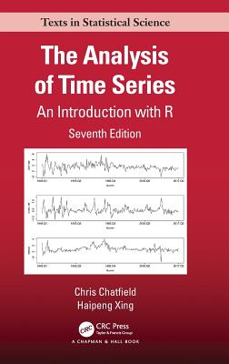 The Analysis of Time Series: An Introduction with R (Hardcover)-cover