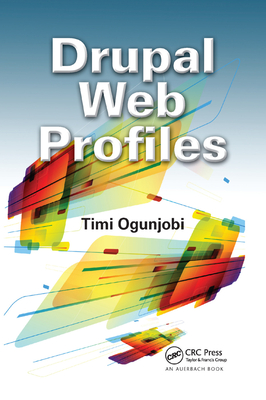 Drupal Web Profiles-cover