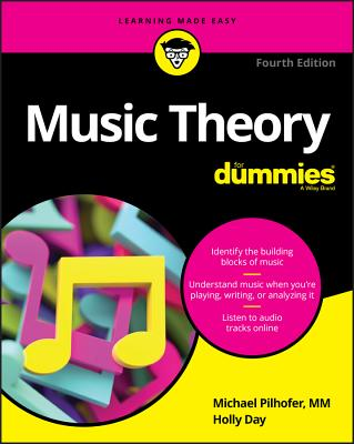 Music Theory for Dummies-cover