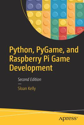 Python, Pygame, and Raspberry Pi Game Development-cover