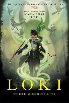 Loki: Where Mischief Lies-cover