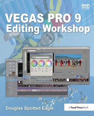 Vegas Pro 9 Editing Workshop-cover