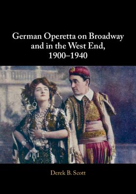 German Operetta on Broadway and in the West End, 1900-1940-cover