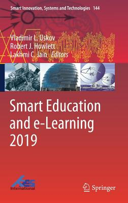 Smart Education and E-Learning 2019-cover