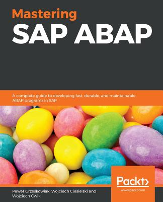 Mastering SAP ABAP-cover