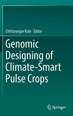 Genomic Designing of Climate-Smart Pulse Crops-cover