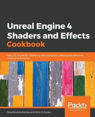 Unreal Engine 4 Shaders and Effects Cookbook-cover