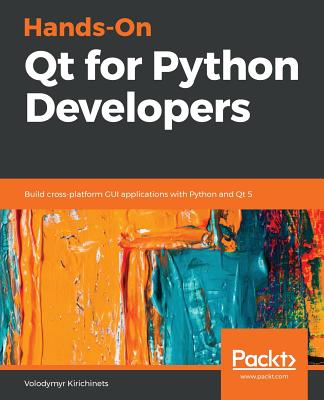 Hands-On Qt for Python Developers-cover