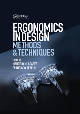 Ergonomics in Design: Methods and Techniques-cover
