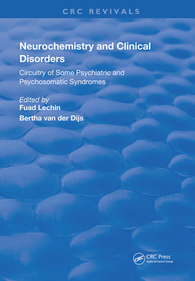 Neurochemistry & Clinical Disorders-cover