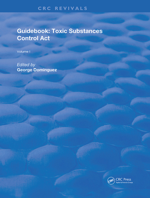 Guidebook: Toxic Substances Control ACT-cover