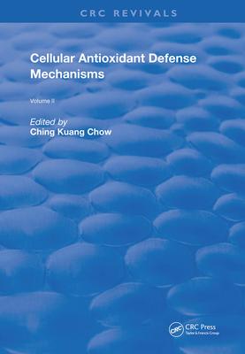 Cellular Antioxidant Defense Mechanisms-cover
