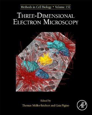 Three-Dimensional Electron Microscopy-cover